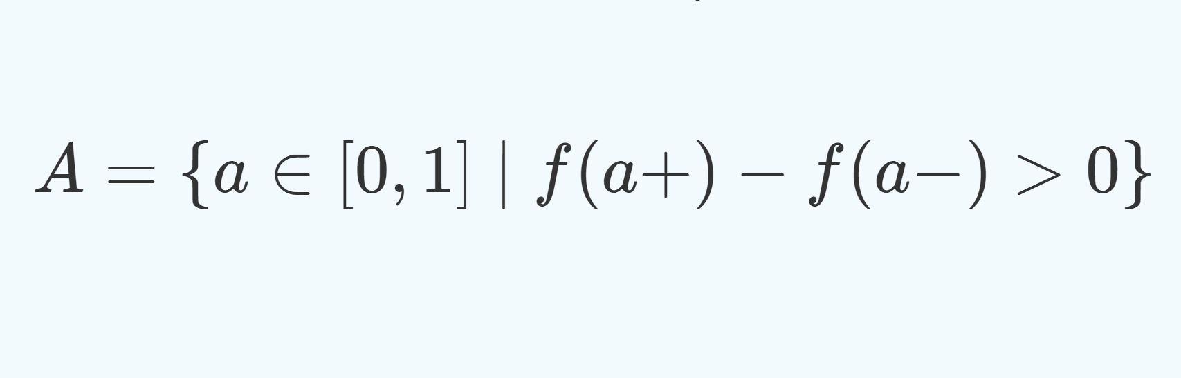 Frodaの定理