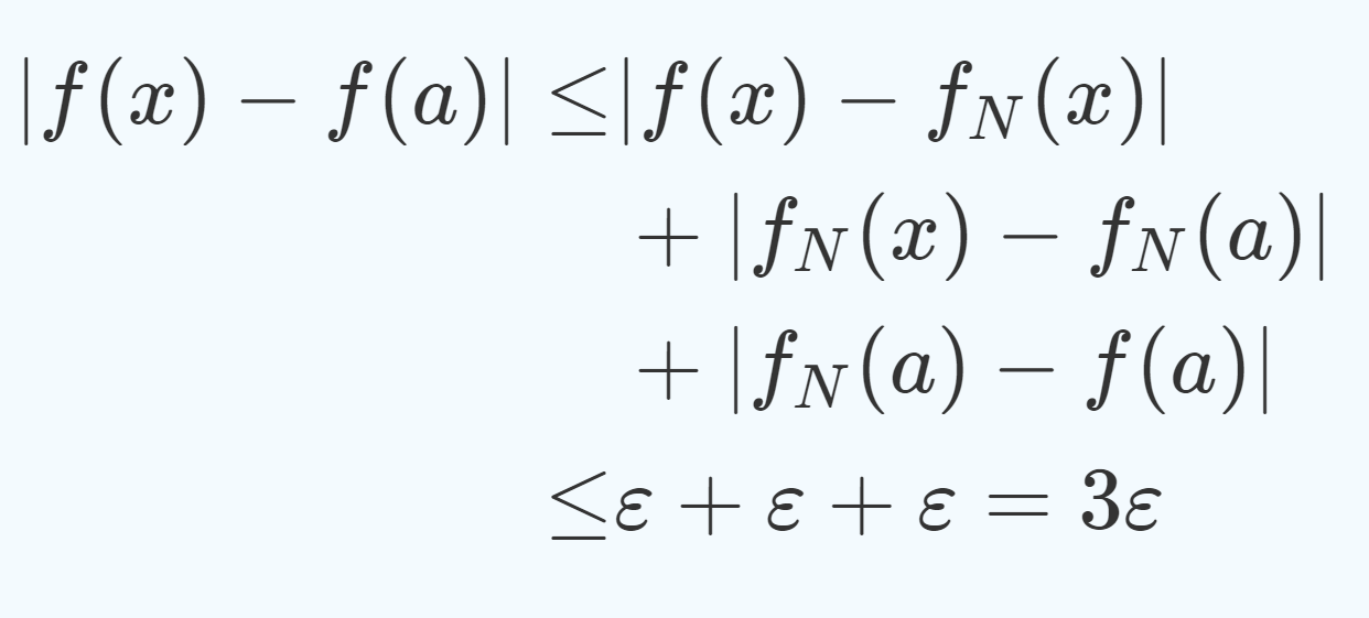 三角不等式