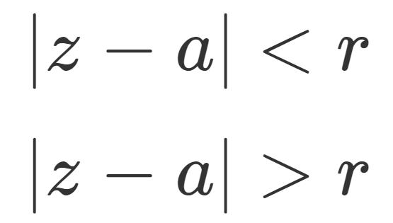 収束半径の定義と求め方