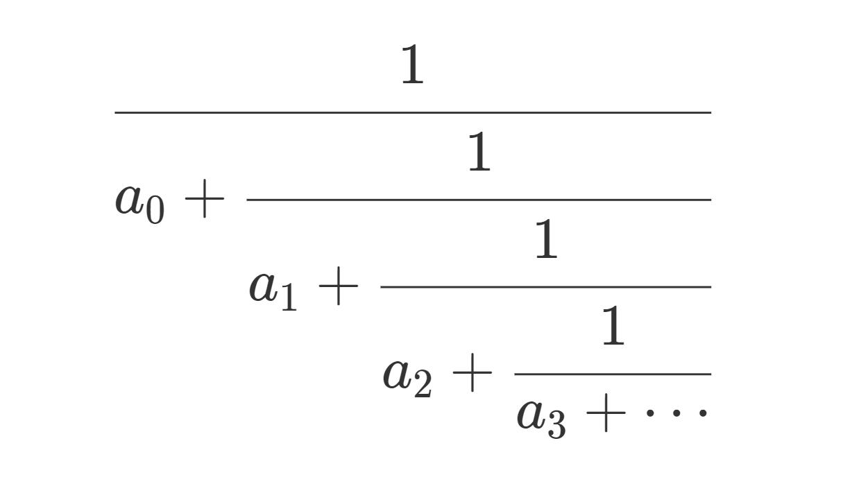 【LaTeX】分数のかき方とテクニック