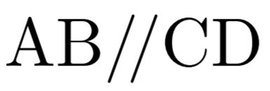 平行記号1