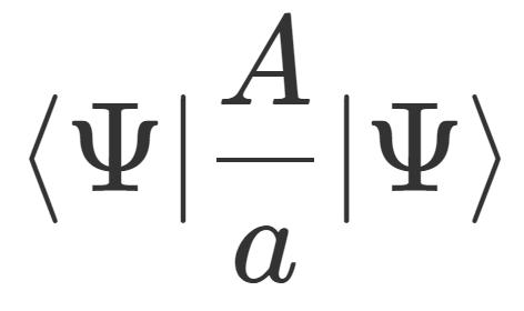 【LaTeX】ディラックのブラケット記法のかき方まとめ