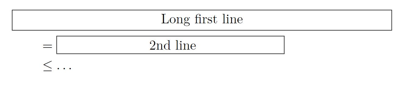 【LaTeX】数式を左寄せにする方法